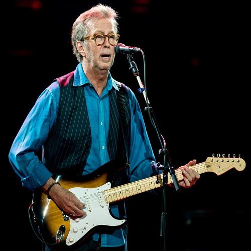 Eric Clapton 14/6-2021 Royal Arena Köpenhamn