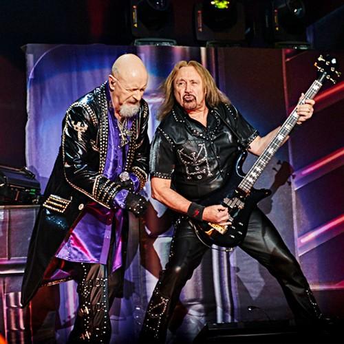 Judas Priest 13/6-2021 NYTT DATUM Saab Arena Linköping